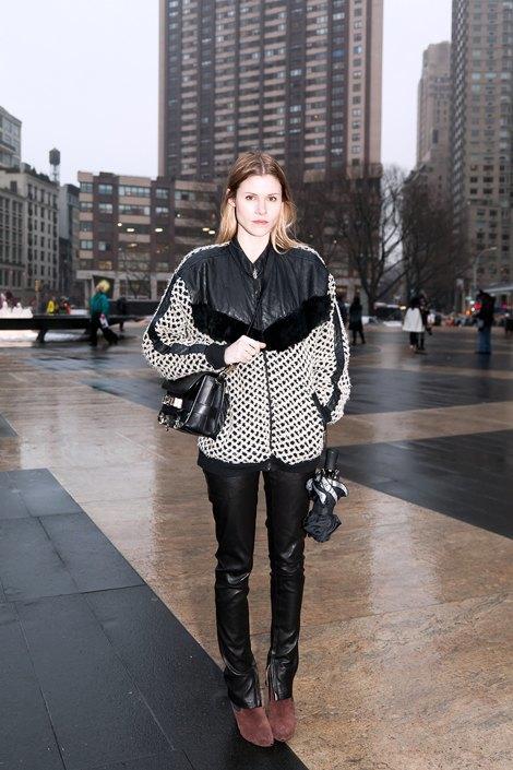 Неделя моды в Нью-Йорке,  часть II. Изображение № 48.