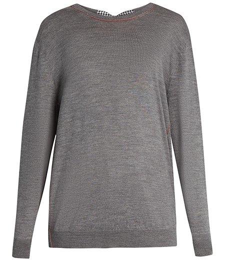 592253e11212 Со скидками: 10 серых свитеров от простых до роскошных — Wonderzine