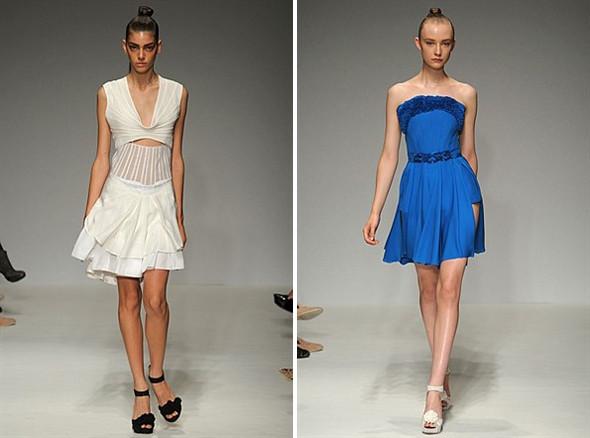 Показы на London Fashion Week SS 2012: День 2. Изображение № 6.