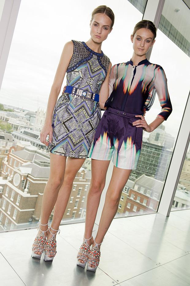 Неделя моды в Лондоне: Бэкстейджи. Изображение № 8.