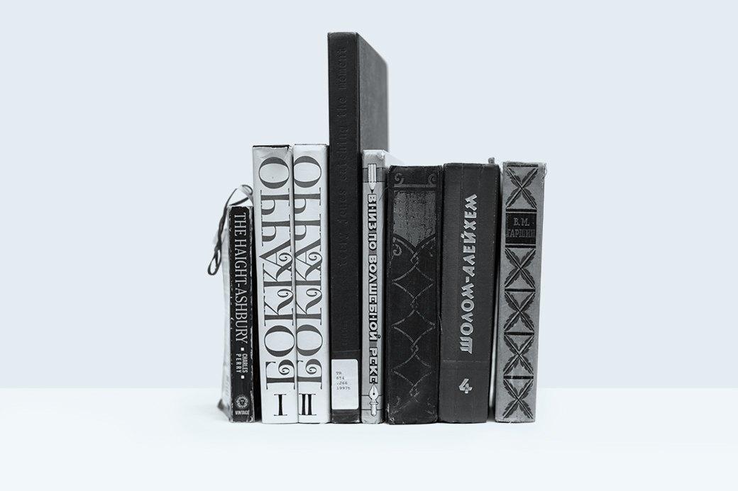 Основательница STROGO vintage Марина Чуйкина о любимых книгах. Изображение № 2.