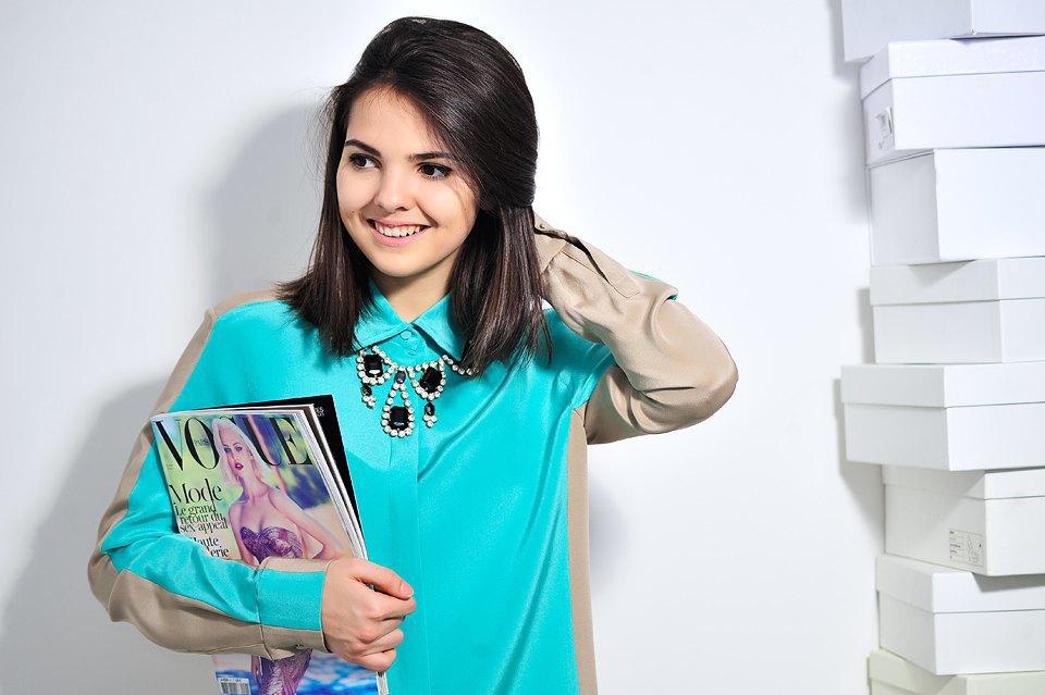 Дойна Чобану, блогер. Изображение № 29.