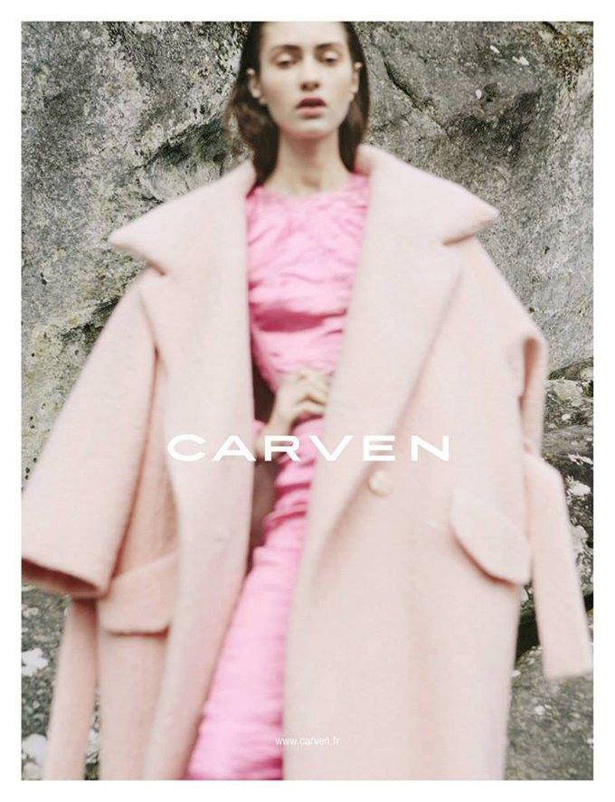 Пастель и расфокусировка в новой кампании Carven. Изображение № 1.