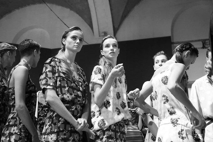 Что происходит  с украинской модой: Коллекция Poustovit SS14. Изображение № 6.