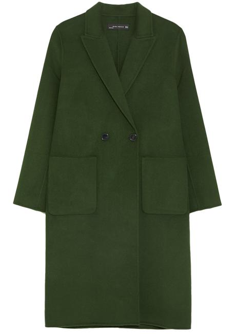 Пальто на осень: 10 тёплых вариантов от простых до роскошных. Изображение № 2.