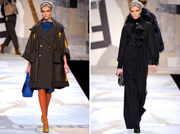 Изображение 6. Показы на Milan Fashion Week FW 2011: день 2.. Изображение № 6.