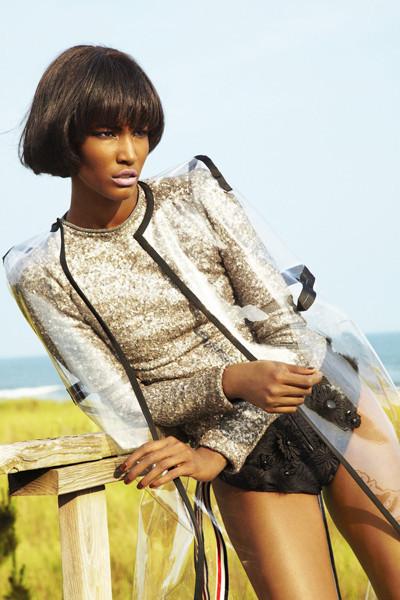 10 моделей африканского происхождения. Изображение № 36.