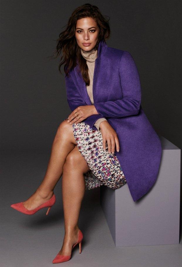 Эшли Грэхэм стала лицом новой коллекции Mango. Изображение № 3.