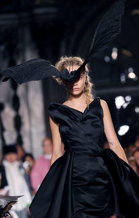 10 главных событий прошедшей Недели моды в Лондоне. Изображение № 7.