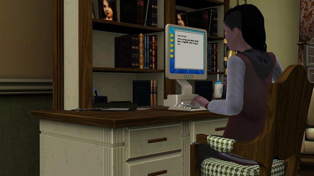 Как юные фанатки The Sims представляют себе взрослую жизнь. Изображение № 5.