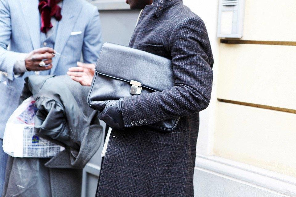 Анна Делло-Руссо, Элеонора Каризи и другие гости Миланской недели моды. Изображение № 3.