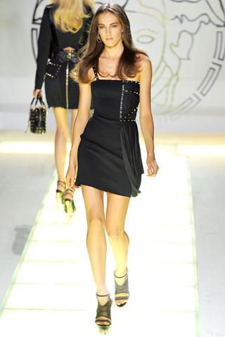 Milan Fashion Week: показ Versace SS 2012. Изображение № 32.