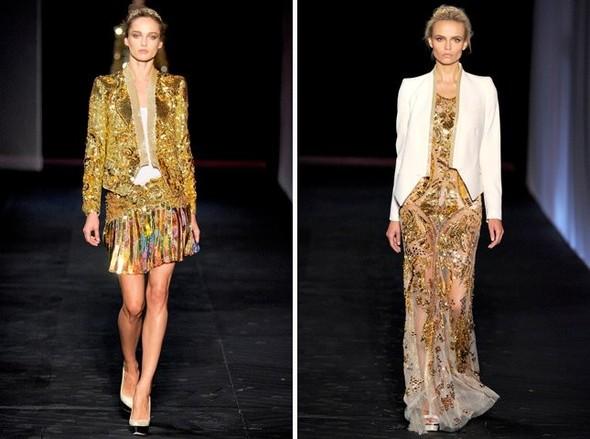 Показы Milan Fashion Week SS 2012: День 6. Изображение № 4.