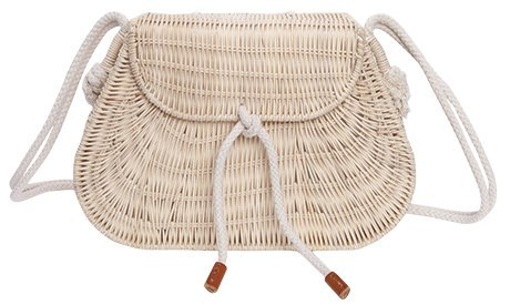 Плетёные сумки для города: 10 моделей от простых до роскошных. Изображение № 6.