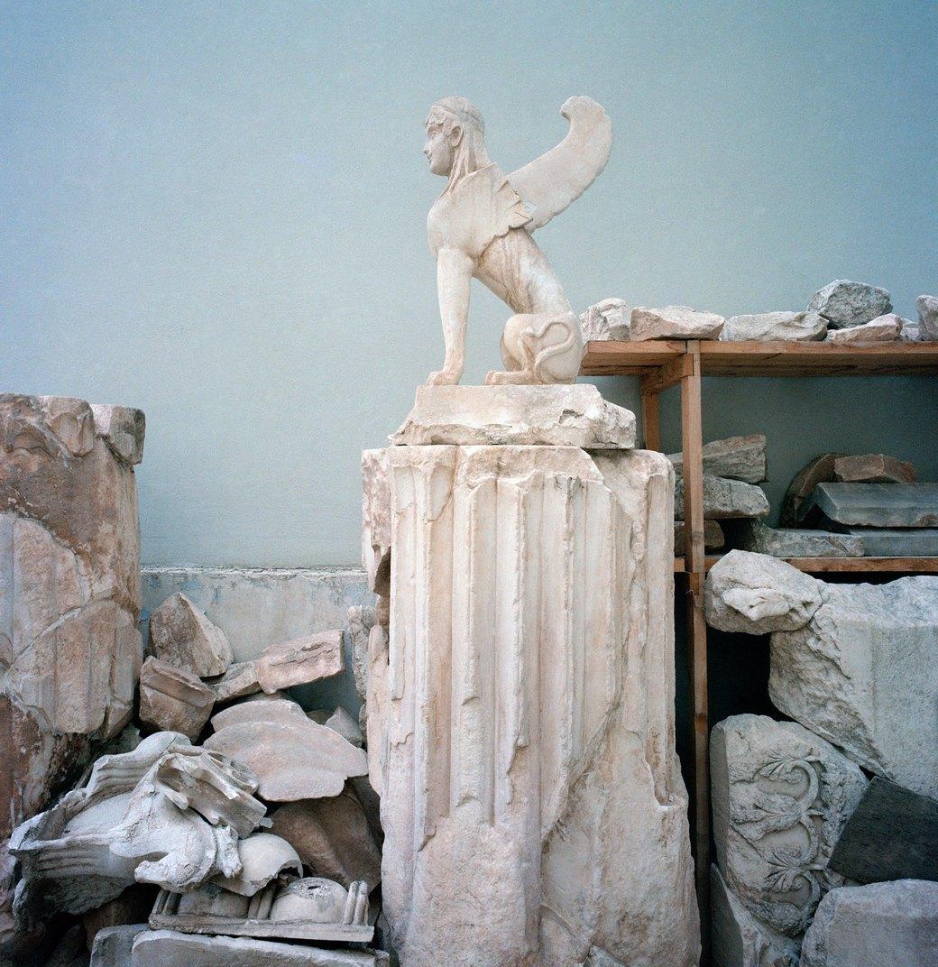 «Museology»:  Тайная жизнь  музейных экспонатов. Изображение № 11.