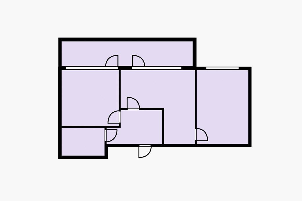 Квартирный вопрос: Как отсутствие личного пространства влияет на психику. Изображение № 2.