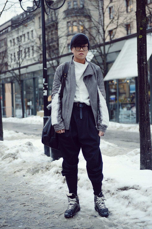 Шубы и горох на Stockholm Fashion Week. Изображение № 46.