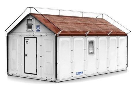IKEA предоставит 10 тысяч временных домов  для беженцев. Изображение № 2.