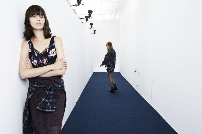 Леопардовые шубы и платья-сорочки в новой коллекции Zara. Изображение № 9.