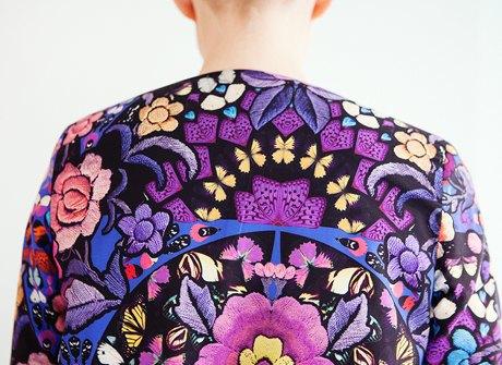 Фэшн-дизайнер Енни Алава  о любимых нарядах. Изображение № 9.