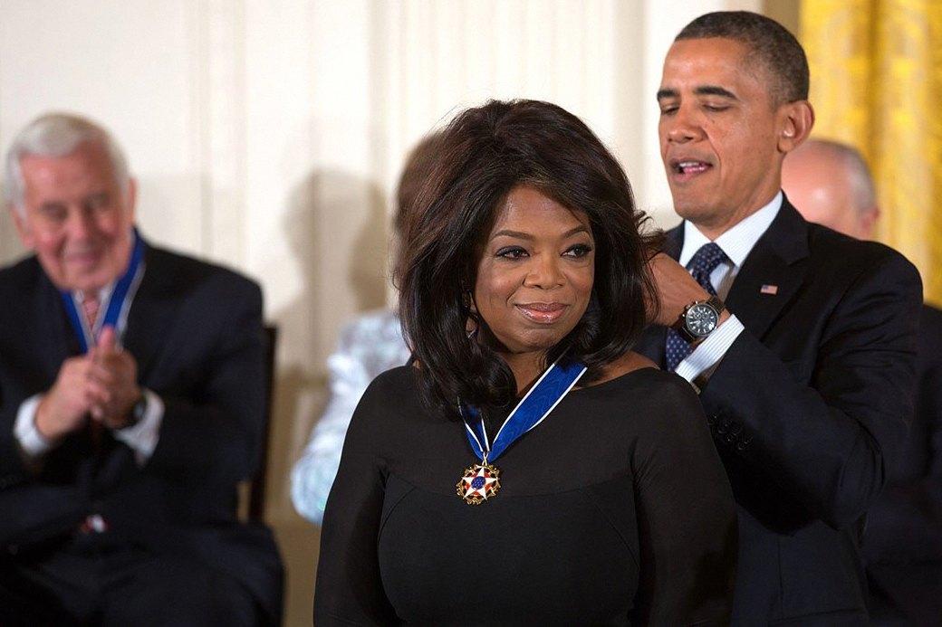 Опра Уинфри: Королева, которая не должна быть президентом. Изображение № 3.