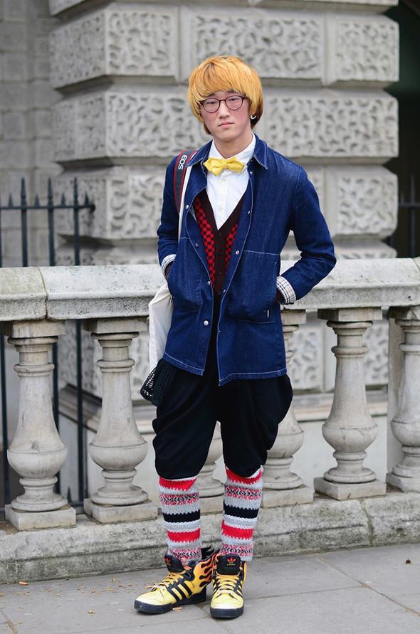 Неделя моды в Лондоне. Изображение № 24.