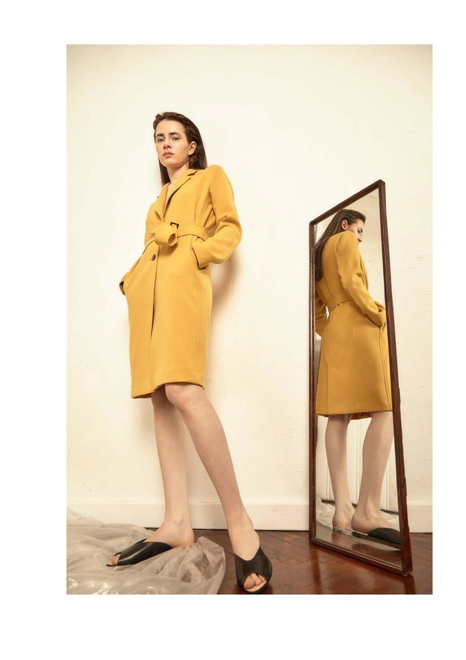 Новая коллекция Sergey Soroka вдохновлена мужским гардеробом. Изображение № 18.