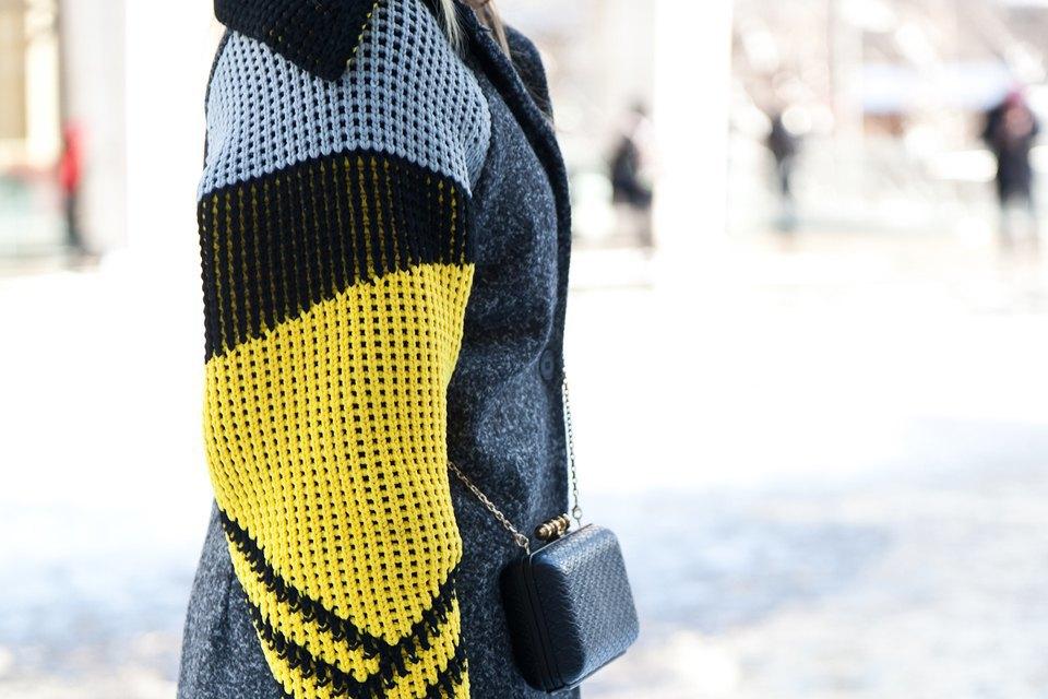 Неделя моды в Нью-Йорке,  часть I. Изображение № 32.