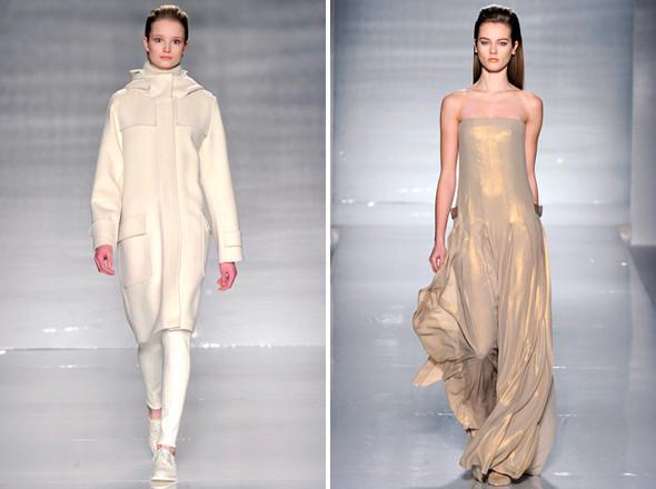 Показы на Milan Fashion Week FW 2011: день 2. Изображение № 8.