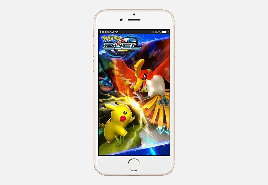 Битвы покемонов в новой игре Nintendo Pokémon Duel. Изображение № 1.