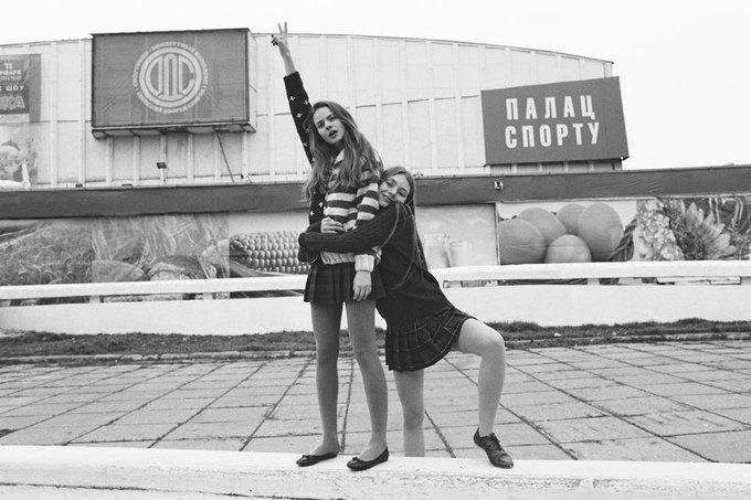 American Apparel сняла новый лукбук в Одессе. Изображение № 2.