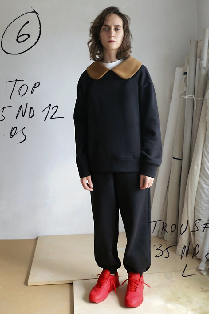 Nina Donis опубликовали лукбук новой коллекции. Изображение № 5.