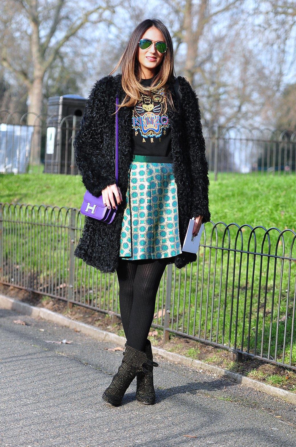 Неделя моды в Лондоне,  часть II. Изображение № 44.