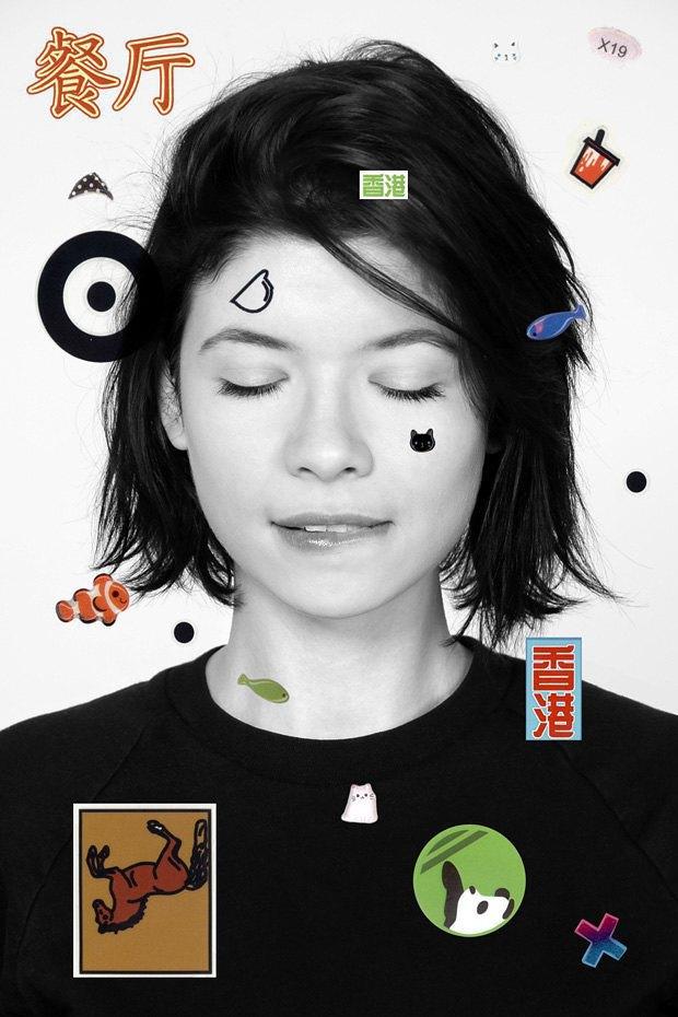Cклеили: Девушки о стикерах на ноутбуках. Изображение № 3.