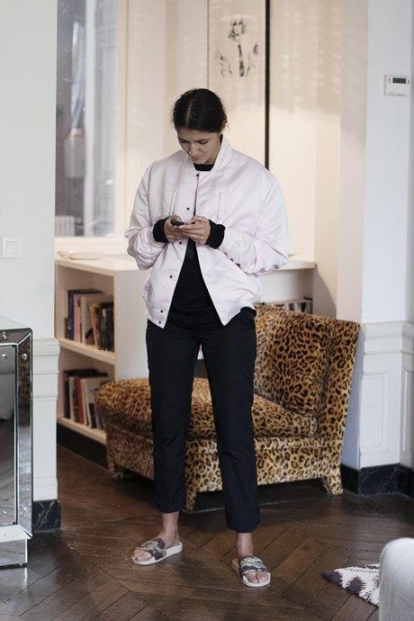 Мона Ал-Шаалан, дизайнер мужской одежды. Изображение № 12.