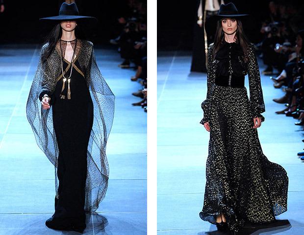 Парижская неделя моды: Показы Stella McCartney, Chloe, Saint Laurent, Giambattista Valli. Изображение № 33.