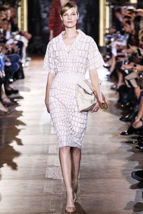 Платья-рубашки  в весенне-летних коллекциях. Изображение № 6.