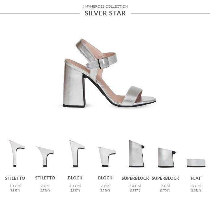 Mime et moi представили линию обуви со сменными каблуками. Изображение № 1.