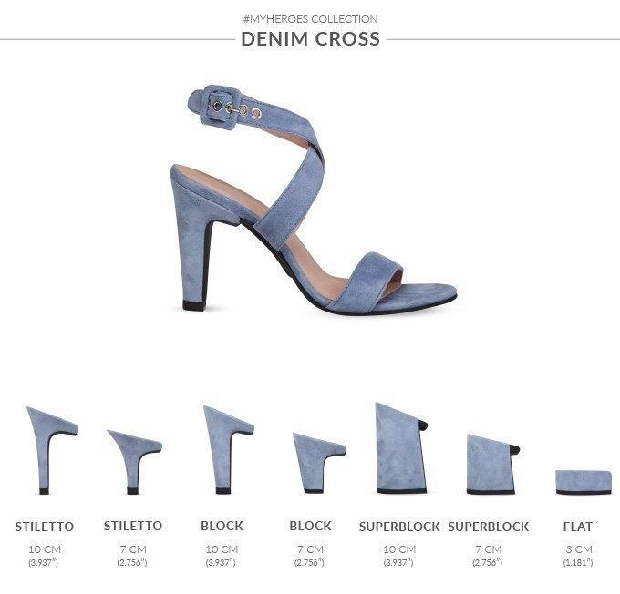 Mime et moi представили линию обуви со сменными каблуками. Изображение № 4.