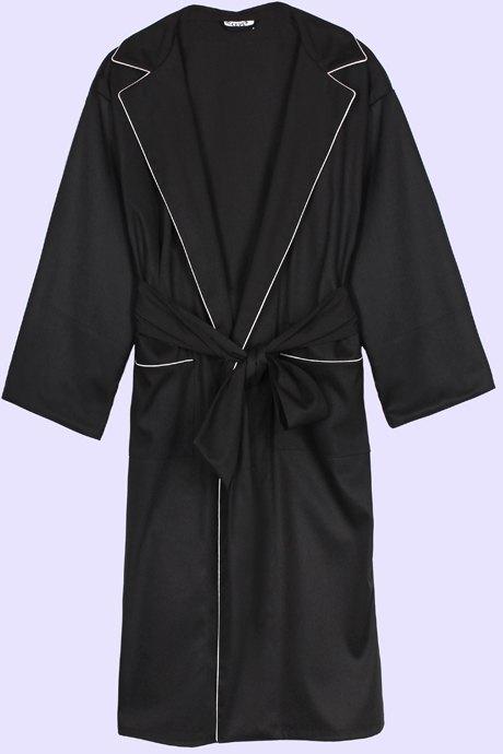 И пальто, и платье:  10 лёгких халатов на лето. Изображение № 1.