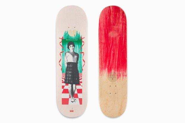 Скейтборды по мотивам «Твин Пикса». Изображение № 3.