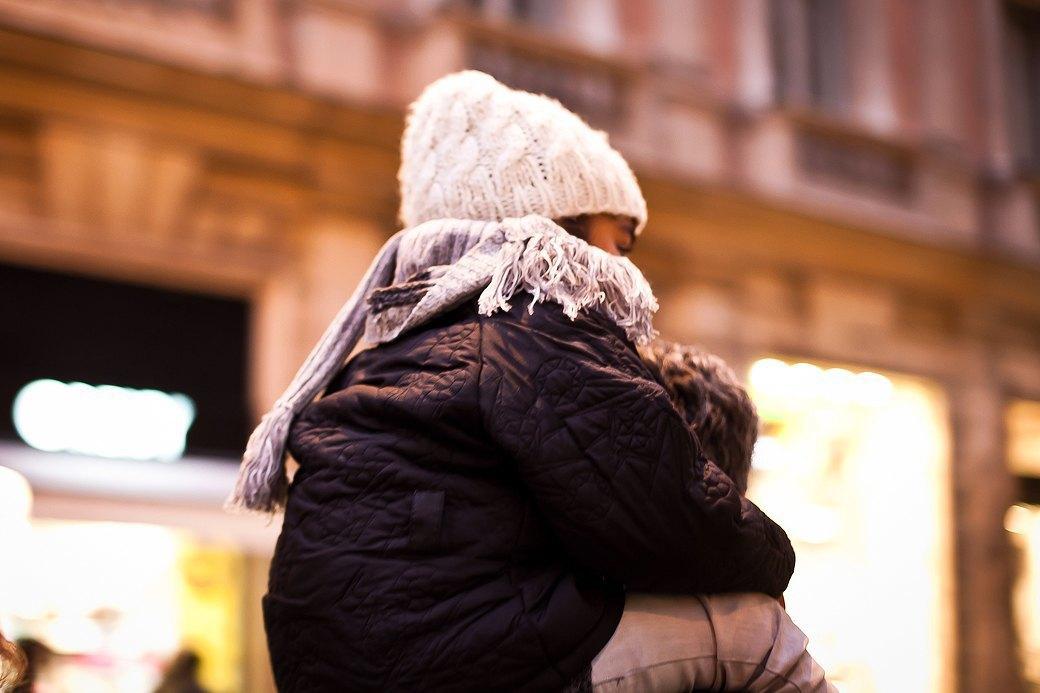 Люди на улицах Рима. Изображение № 20.