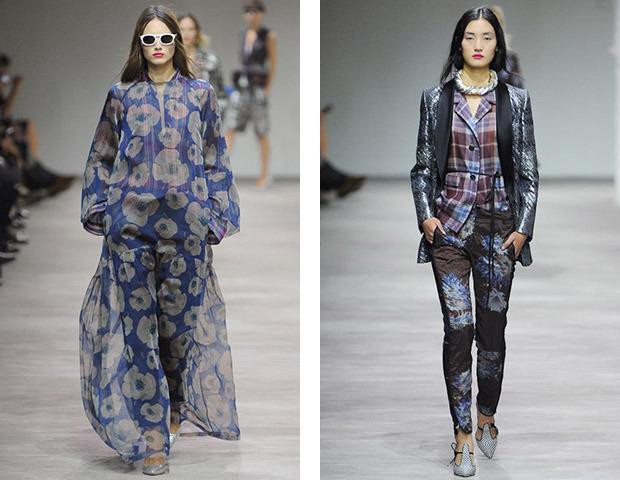 Парижская неделя моды: показы Damir Doma, Dries Van Noten, Rochas, Gareth Pugh и Mugler. Изображение № 13.