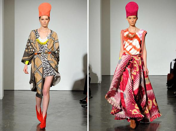 Изображение 3. Показы на London Fashion Week AW 2011: день 1.. Изображение № 20.