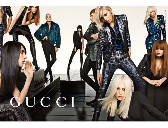Кампания Gucci FW 2009, снятая Инез и Винодом. Изображение № 123.