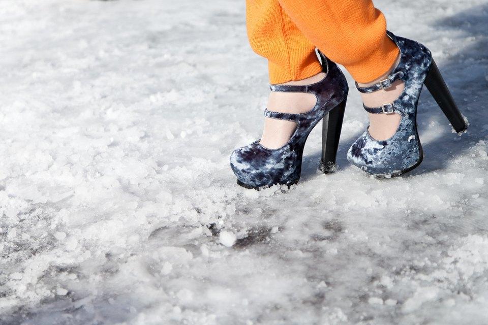 Неделя моды в Нью-Йорке,  часть I. Изображение № 35.