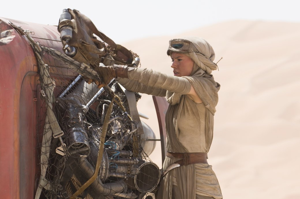 Героини  «Звездных войн»: Боролись с Империей,  а победили сексизм. Изображение № 6.