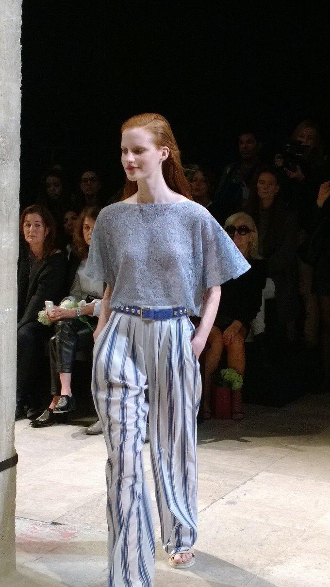 Прямой репортаж  с Paris Fashion Week:  День 8. Изображение № 7.