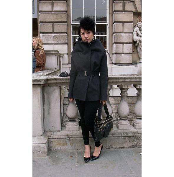 London Fashion Week: день первый — луки. Изображение № 4.