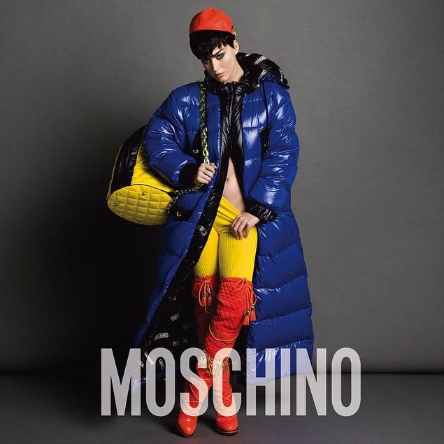Moschino показали рекламную кампанию с Кэти Перри. Изображение № 4.